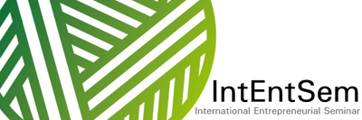 Logo des International Entrepreneurial Seminar